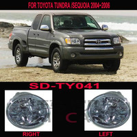 good quality fog light for TOYOTA TUNDRA /SEQUOIA 2004~2006