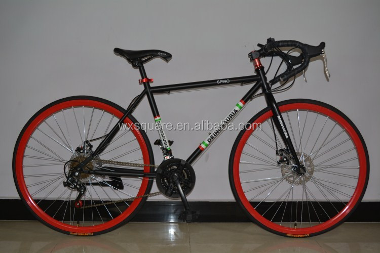Factory direct selling 700C sport bicycle road bike