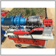 Hydraulic thread rolling machine for steel rebar price