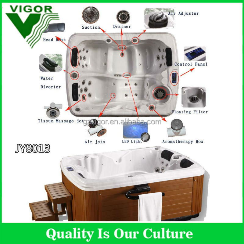 New Design Free Standing Bathtub (Manufactory)