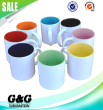 Cheap Price Ceramic White Orca Coated Sublimation Blanks Mugs 11oz