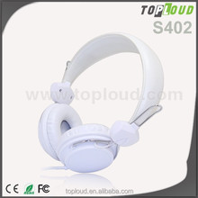 china best selling various colors headphone noise cancelling earmuff headphone shenzhen for computer