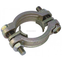 OEM casting iron Malleable Iron Plain Clamps