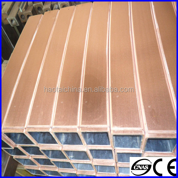 Round, square, rectangular shape copper mould tube for CCM with best material