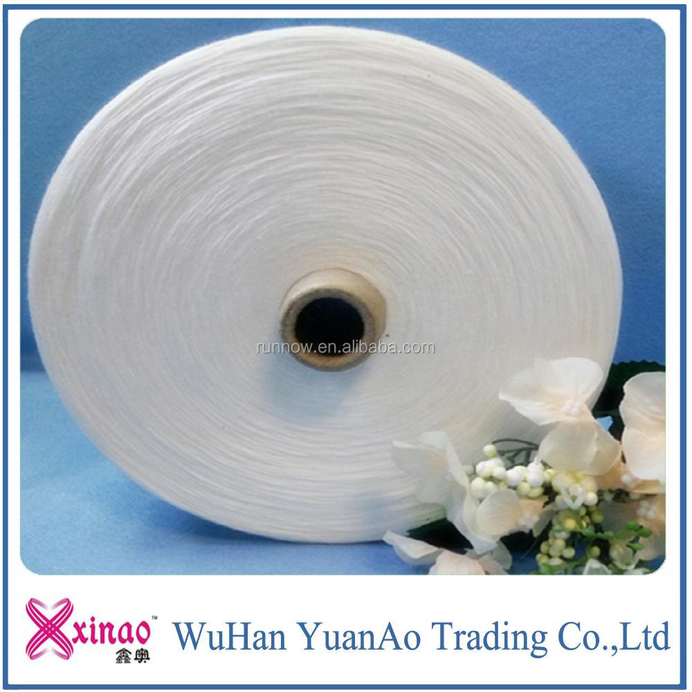 Indian Clothing Wholesale Polyester Threads For Knitting Weaving