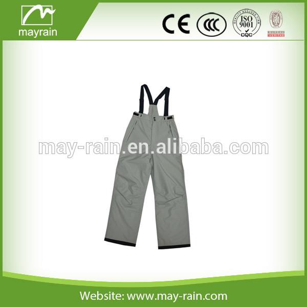 men's gray new style waterproof suit2