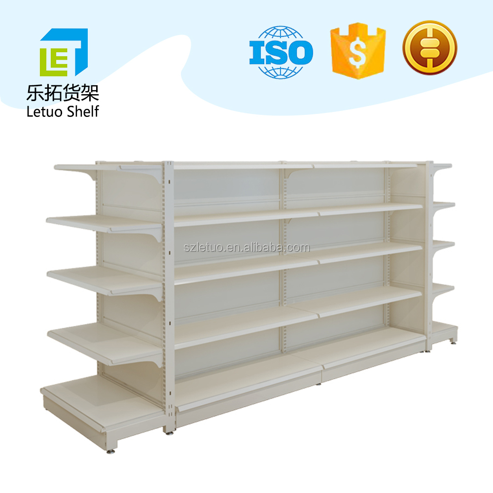 High Quality Supermarket/Grocery Storage Shelving Rack for Sale
