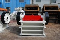 chromite ore crusher/ coal ash crusher/stone jaw crusher price pe-400*600
