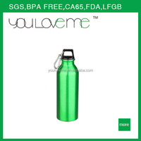 sports water bottle carrier/stainless steel sport bottle/flip top sport water bottles