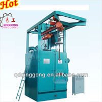 Electric Vehicle Frame Used Shot Blasting Machines