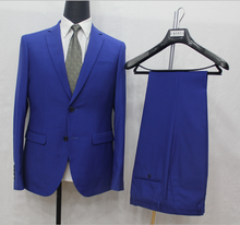 High quality splice mens coat pant designs wedding suit