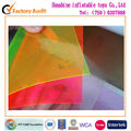 hot sale non terable translucent reflective prismatic film sheet material
