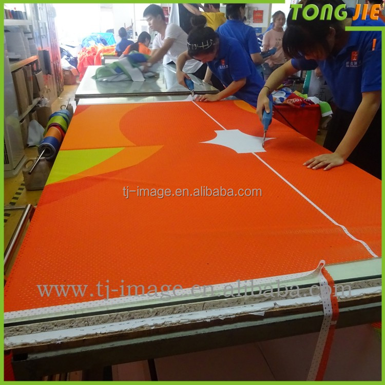Wholesale High Grade Custom Colour Logo Knitted Polyester Table Cloth,Table Cover