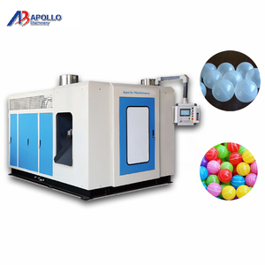 Famous Apollo Single station plastic Injection stretch clear acrylic bottle blow molding machine