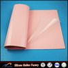 Pink High thermally conductive gap pad 100% silicone material