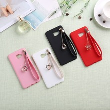 A Lot Stock Silicone Mobile Cover Case for Samsung Galaxy C7 Back Cover
