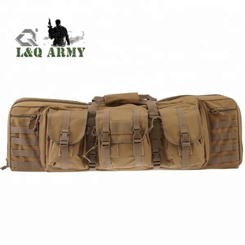 "Military Tactical 36"" Double Padded Rifle Bag Gun Case"