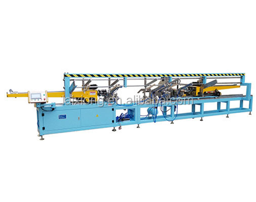 double head cnc automatic pipe threading machine