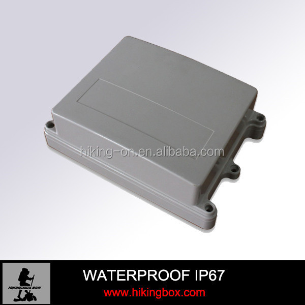 ABS Plastic waterproof electronic enclosure/IP66 wall mounting junction box HPE046