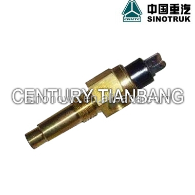 CNHTC Heavy Duty Truck Parts, HOWO Engine Parts Water Temperature Sensor VG1500090061