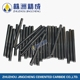 Zhuzhou Manufacturer H6 tolerance diameter 4mm 50L solid carbide rods for sale