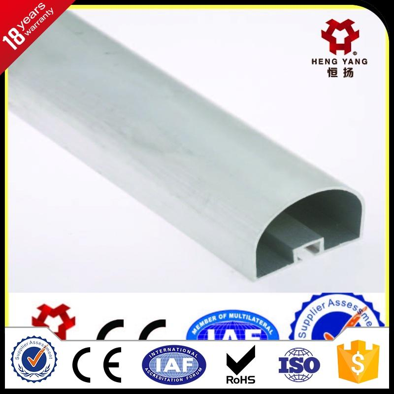 extrusion LED light track aluminium extrusion profile for heatsink