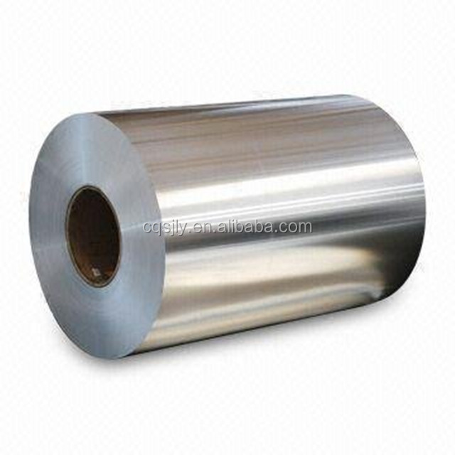 0.01~0.09mm thick 8011 alloy aluminum food container foil