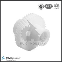 worm nylon plastic sprockets plastic gear