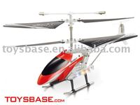 Gyro Metal 3.5-Channel RC Helicopter with Light and USB