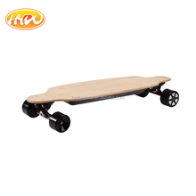 4 wheels remote control electric skateboard brushless hub motor for skateboard