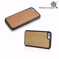 new products Genuine wood cell phone covers and cases
