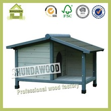 SDD09 Wooden House Luxury Dog Kennel Cheap Wholesale