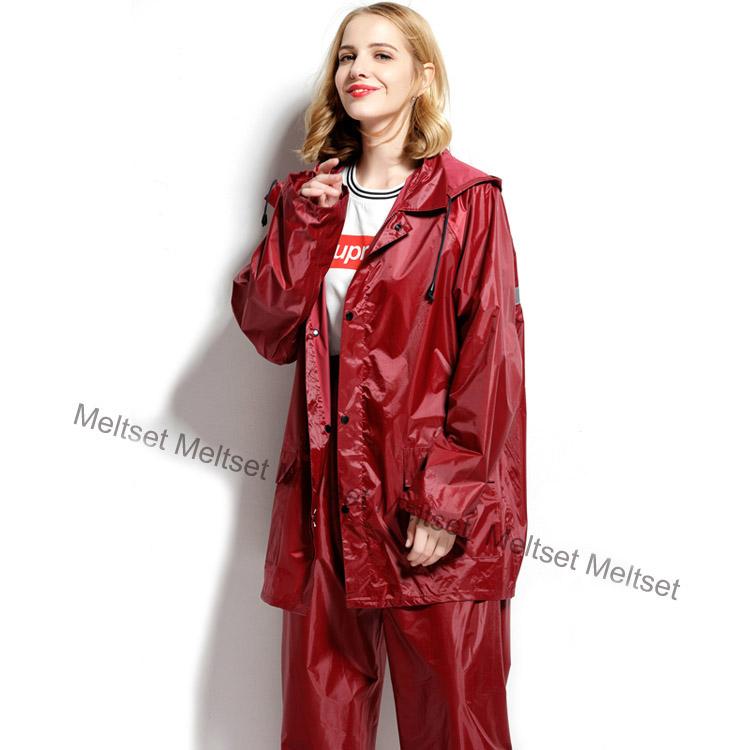 Raincoat women