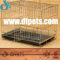 DFPets DFW-007 High Quality lean-to roof wooden dog kennel