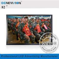 55 Inch LCD Monitor With SDI For Hospital