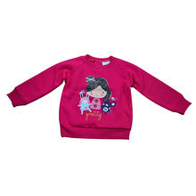 Wholesale cotton knitted latest design custom children wear plain baby t shirts girls sweater designs for kids