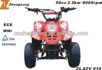 110cc sport atv racing quad for kids