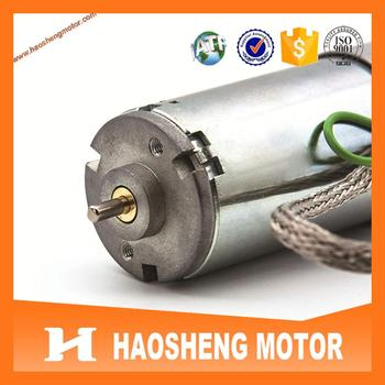 High quality TS16949 approval RH-487SD2548 Micro Motor for BMW 7series back massage system.