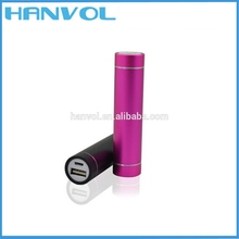 Best birthday gift mini pocket charming lipstick power bank