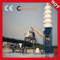 Comfortable control hzs25cbm powerful mixer batch plant