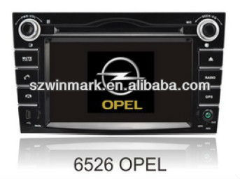 7inch special Car entertainment system for OPEL