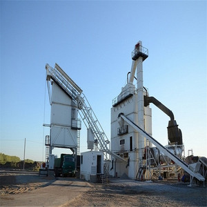 China Manufacturer Bitumen Mixing Plant Price Hot Mix Asphalt Plant