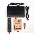 Tiger T100 combo satellite receiver with DVB s2 and DVB-T/T2