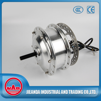 Spoke wheel motor, Electric bicycle modified motor, Motor wheel set
