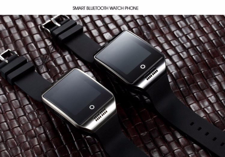 Top Quality Bluetooth GSM Phone Call Smart Watch Phone Q18