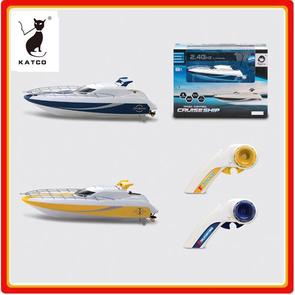 "7.75"" 4G water rc high speed boat radico control for sale"