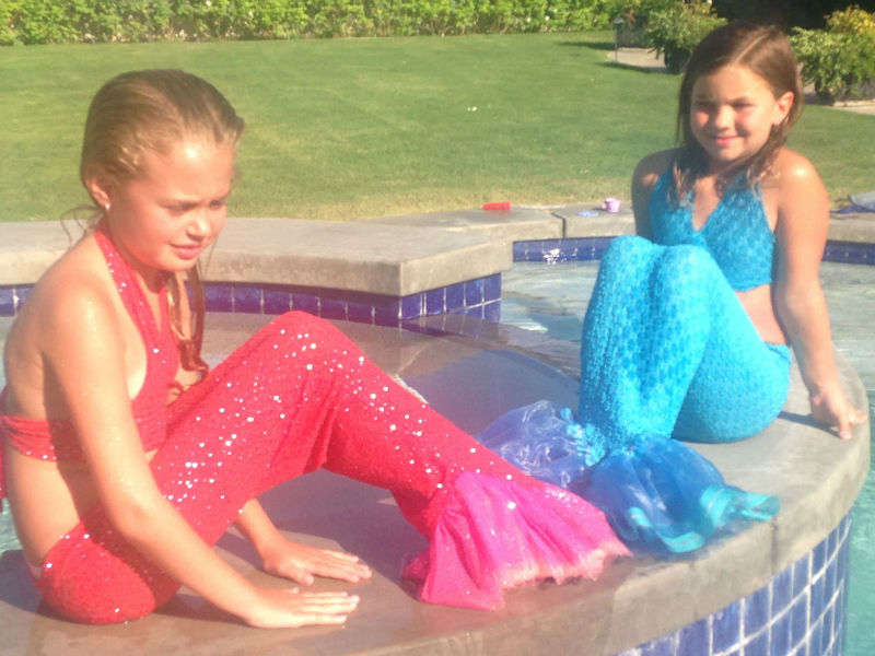 Mermaid Costume - Tiny Chums Mermaidia Collection