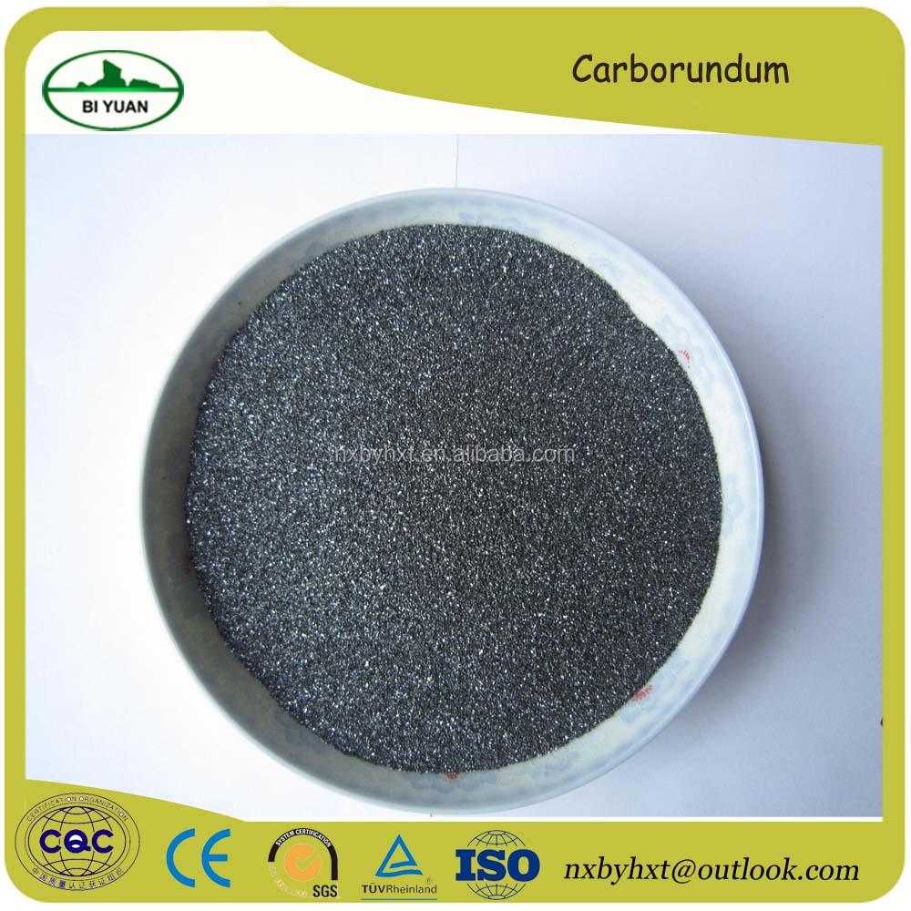 Carborundum pulver