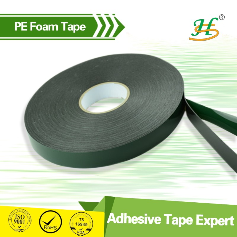 Multi Purpose Double Sided Adhesive Automotive Foam Tape For Car Trim Body With TS16949 Certificate