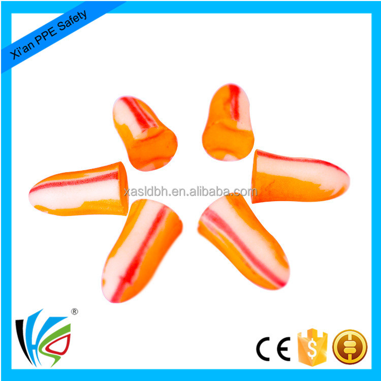 Colorful Cheap Price Custom Foam Ear Plugs For Noise Proof Made In China